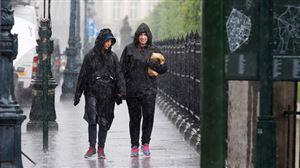 Prévisions météo: entre vents, orages et averses, BRUTAL rafraîchissement cette semaine