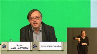 Coronavirus en Belgique- Nous pouvons sortir en paix, en tout sécurité, estime Yves Van Laethem