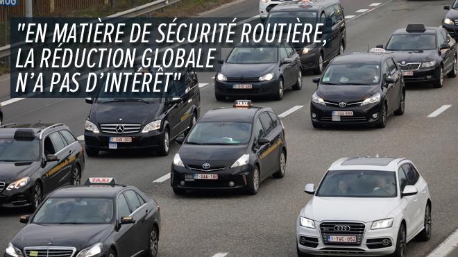 Ring de Bruxelles à 100km/h- la Wallonie ne suivra pas Bruxelles et la Flandre