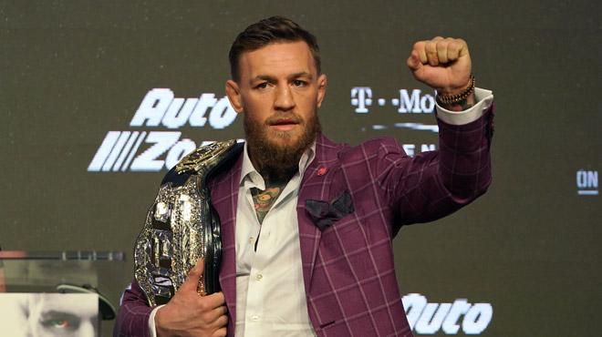 UFC- Conor McGregor annonce sa retraite