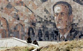 Syrie- l'après Hafez al-Assad, du Printemps de Damas à la guerre civile
