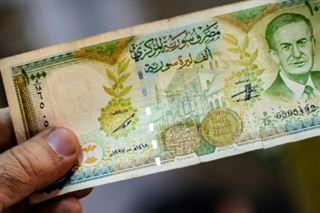 En Syrie, la dévaluation provoque manifestations et craintes d'une famine