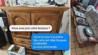 Attention aux escrocs sur le Marketplace de Facebook- Magali a failli donner ses codes bancaires en vendant des meubles de sa grand-mère décédée