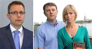 Kate et Gerry McCann, FURIEUX- Non, ils n'ont pas reçu de lettre du procureur allemand les informant que Maddie est morte