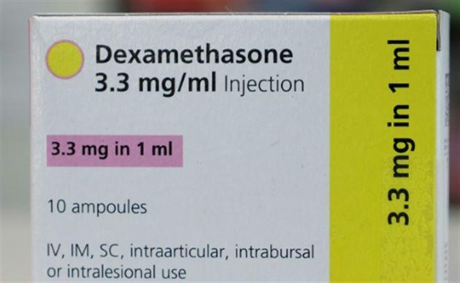 Covid-19- la dexaméthasone déjà utilisée à grande échelle en France, selon une infectiologue