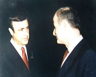Rifaat al-Assad- peine de prison et confiscation de biens mal acquis