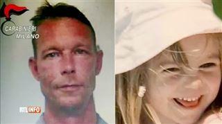 L'entourage de l'homme suspecté d'avoir tué Maddie McCann scruté- un ami condamné pour l'agression d'une fillette de 8 ans