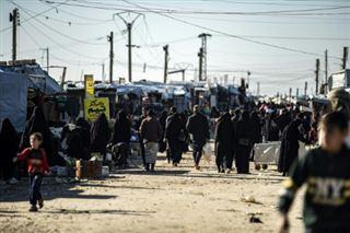 La France a rapatrié dix enfants de jihadistes français de Syrie