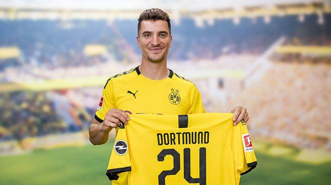 Officiel- Thomas Meunier s'engage au Borussia Dortmund