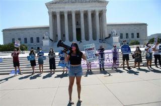 USA- la Cour suprême invalide une loi restrictive sur l'avortement