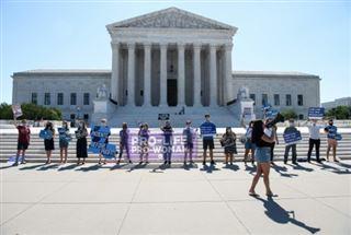 Etats-Unis- la Cour suprême inflige un revers aux anti-avortement