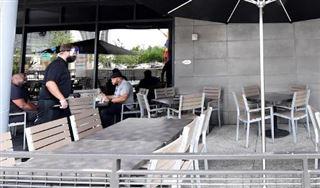 Coronavirus - La restauration en espaces clos interdite à Los Angeles pour 3 semaines