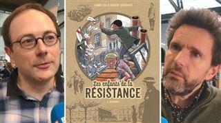 Sortie BD- Les Enfants de la Résistance, une série historique pour petits et grands