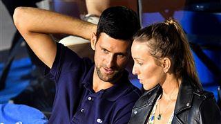 Ils peuvent souffler- Novak Djokovic et son épouse testés négatifs au coronavirus