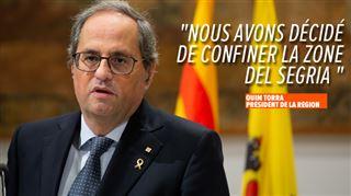 Coronavirus en Espagne- la Catalogne reconfine 200.000 personnes après une hausse importante des cas de Covid-19