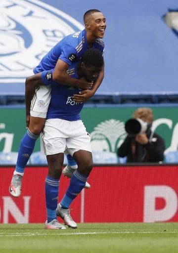 Les Belges à l'étranger - Leicester, avec Tielemans à l'assist, conforte sa troisième place face à Crystal Palace