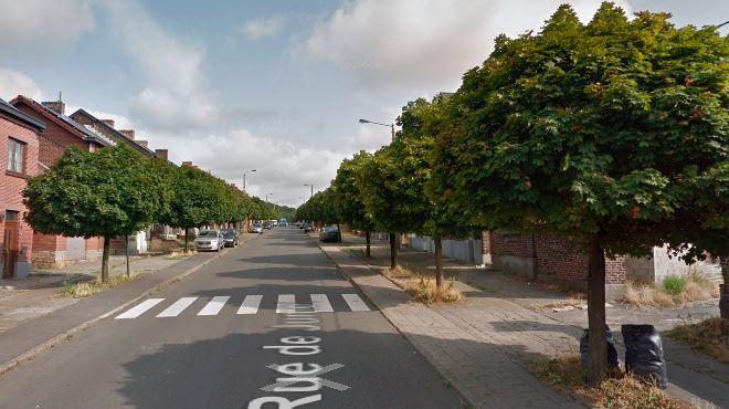 Opération de police en cours à Charleroi- un homme s'est retranché chez lui, obligeant les autorités à intervenir
