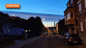 """""""Que se passe-t-il dans le ciel?"""": vous avez été intrigués par ces nuages d'altitude hier soir (photos)"""