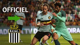 Charleroi confirme l'arrivée de Guillaume Gillet, de retour en Belgique (vidéo) 4