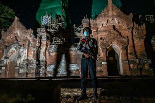 Birmanie- les pilleurs de temples investissent Bagan, vide de touristes