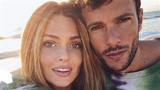 Mariage surprise de Caroline Receveur et Hugo Philip- ils dévoilent les premières photos