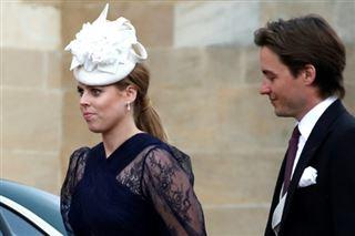 La princesse Béatrice, petite-fille d'Elizabeth II, convole discrètement