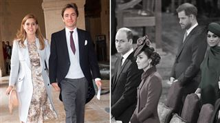 Mariage secret de Beatrice d'York- voici pourquoi Kate, William, Harry et Meghan n'ont pas été invités