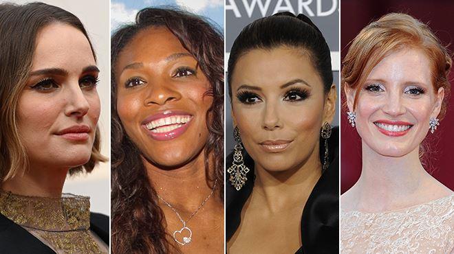 Nathalie Portman,  Serena Williams, Jessica Chastain, Eva Longoria... Elles créent une équipe de foot féminin
