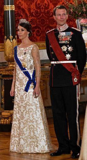 Après un AVC, le prince danois Joachim