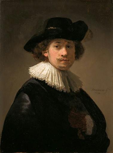Un rare autoportrait de Rembrandt vendu plus de 14 millions de livres chez Sotheby's