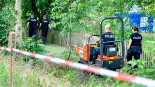 Affaire Maddie McCann- fin des fouilles dans un jardin ouvrier allemand