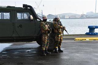 Washington va repositionner 11.900 militaires hors d'Allemagne, vers la Belgique notamment