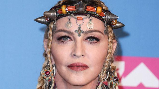 Une FAUSSE INFO de Madonna supprimée d'Instagram- elle affirmait qu'un vaccin contre le coronavirus existait depuis des mois