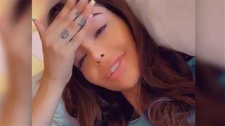 Tout s'est mis à trembler- grosse frayeur pour Nabilla, réveillée par un séisme à Los Angeles