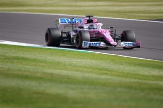 GP de Grande-Bretagne de F1- Racing Point fait le buzz vendredi