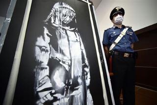 Du Bataclan à l'Italie- l'enquête qui a mené les policiers au Banksy volé
