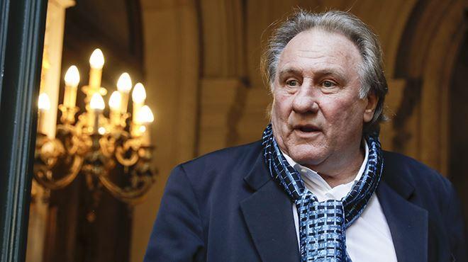Gérard Depardieu accusé de viol- l'enquête est relancée