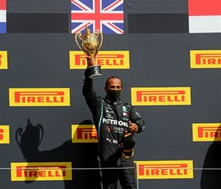 GP de Grande-Bretagne de F1- Hamilton n'a pas vu la crevaison venir