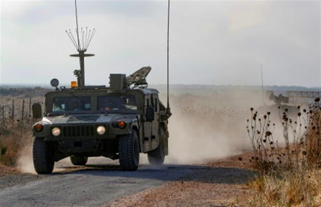 L'armée israélienne dit avoir tué 4 terroristes à la frontière syrienne