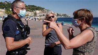Coronavirus en France- la liste des villes qui imposent le port du masque en extérieur s'allonge