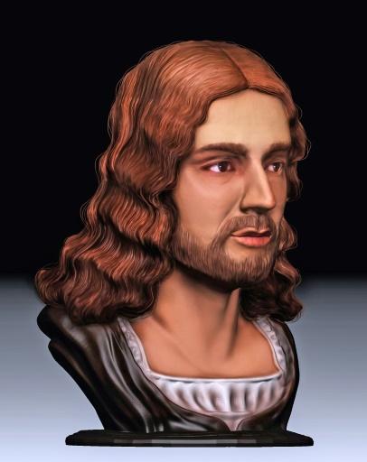 Le visage du peintre Raphaël reconstitué en 3D par une université italienne