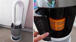 Les tests de Mathieu- et si vous purifiez, rafraîchissiez et humidifiez l'air de votre maison avec un seul (gros) appareil ?