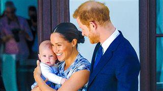 Le prince Harry inquiet pour son fils, Archie