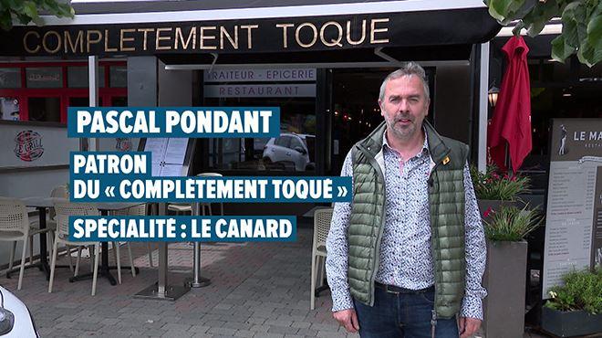 Un été 100% belge- au Complètement toqué de Pascal Pondant, la promesse de produits locaux de saison