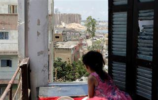 Maman, je veux pas mourir- des enfants de Beyrouth traumatisés par l'explosion