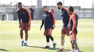 Un joueur du Barça testé positif au coronavirus, le match face au Bayern annulé? 3