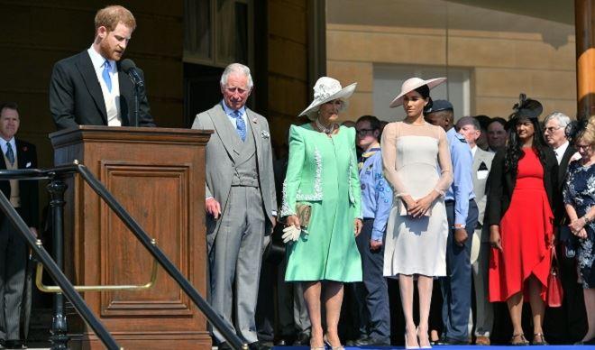 Prince Charles- cet émouvant hommage à Meghan Markle dans sa résidence de Clarence House