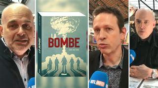 Sortie BD- La Bombe, aux origines de la bombe atomique d'Hiroshima