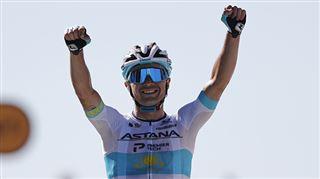 Tour de France- Van Avermaet laisse filer l'étape du jour, Alexey Lutsenko s'impose en solitaire