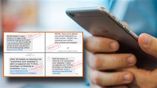 De nouveaux SMS frauduleux arrivent sur vos téléphones- Mon contrat Home Bank de chez ING a expiré !